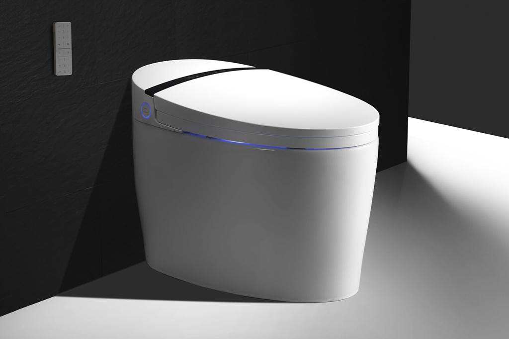 Электронный унитаз Swedbe SMART 0500 ночная подсветка